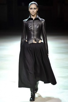 Yohji Yamamoto2008年秋冬高级成衣时装秀发布图片142481