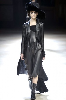 Yohji Yamamoto2008年秋冬高级成衣时装秀发布图片142485