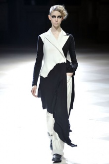 Yohji Yamamoto2008年秋冬高级成衣时装秀发布图片142486
