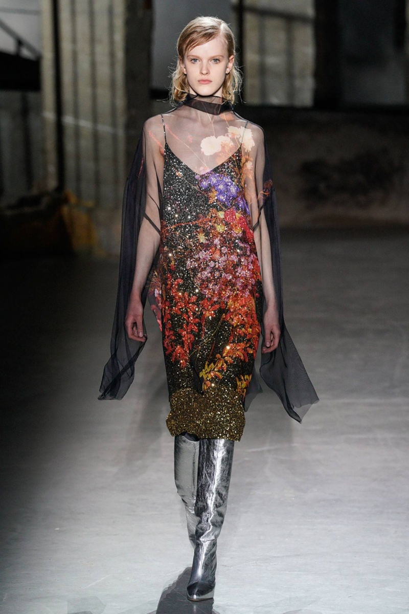 Dries Van Noten 2019秋冬高級成衣
