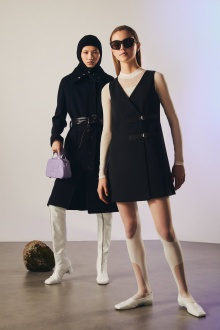 courreges 2020年秋冬高级成衣-巴黎