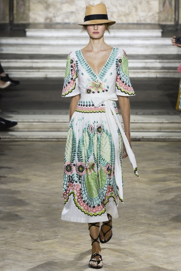 Temperley London2016春夏时装秀