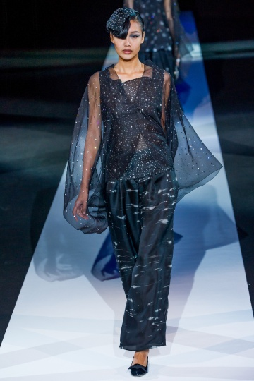 Giorgio Armani 2013 S/S - Fashionlover - I love you Fashion