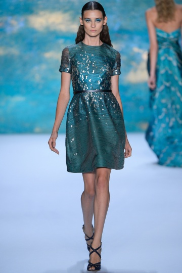 Monique Lhuilier 2013 S/S - Fashionlover - I love you Fashion